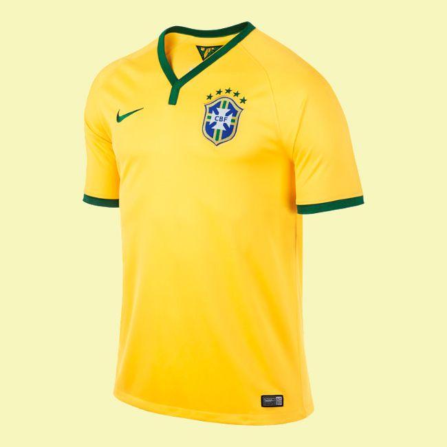 Maillot Football Coupe du Monde Brésil Domici2014