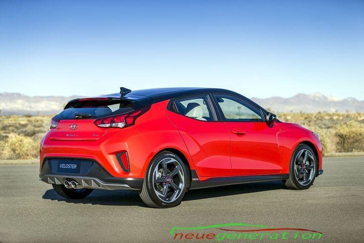 2019 Hyundai Veloster Farben Preis Hyundai Veloster Veloster