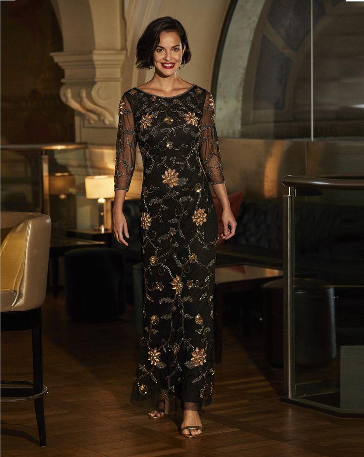 Joanna Hope Beaded Maxi Dress | JD Williams US Site