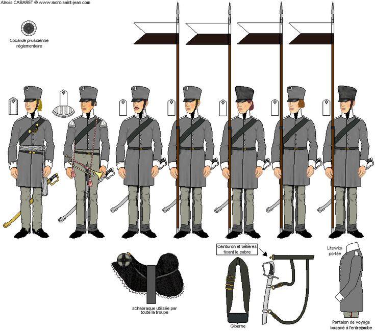 122 Best Images About Uniforms: 122 Best Napoleonic Prussian Uniforms Images On Pinterest