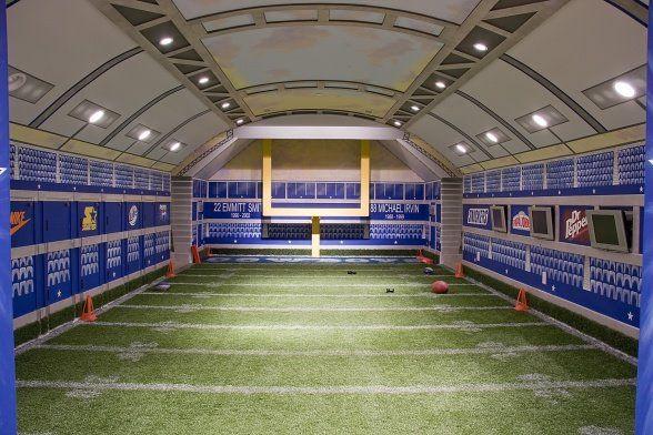 football room!!