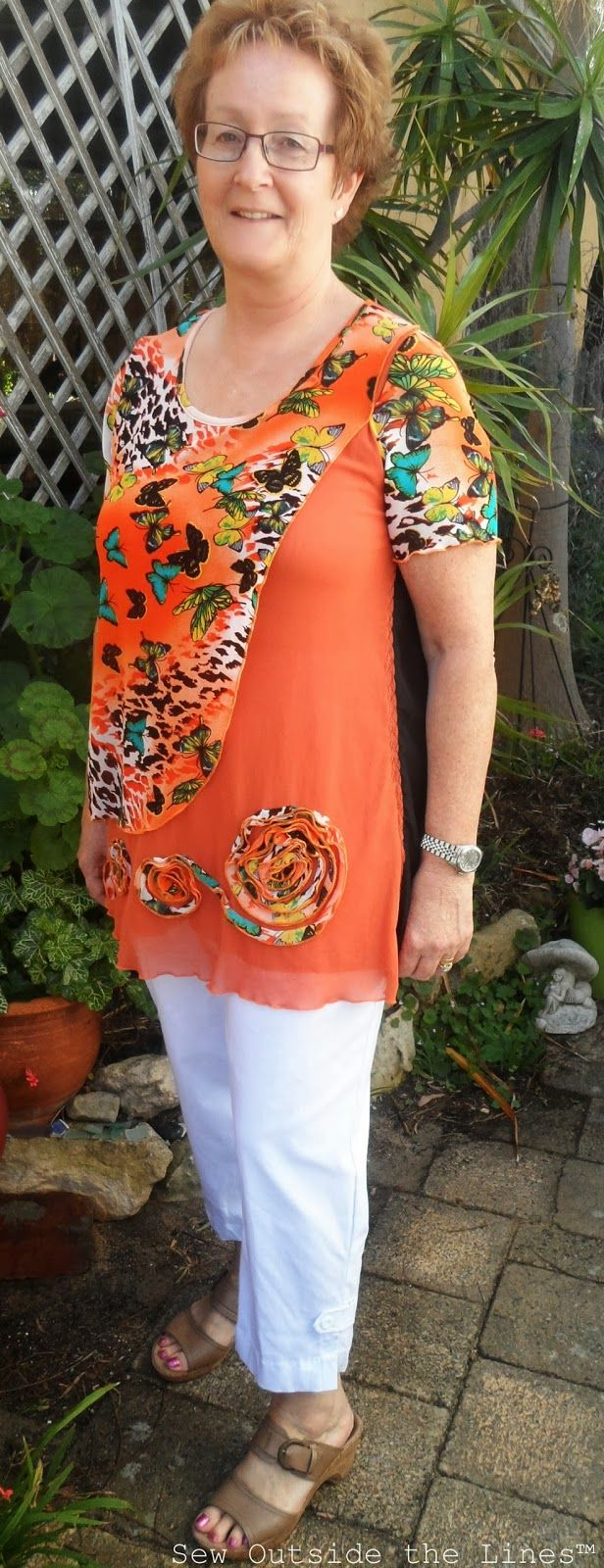 Sew Outside the Lines™ with Jody Pearl: Sew-What-You-Like Workshop - Day4