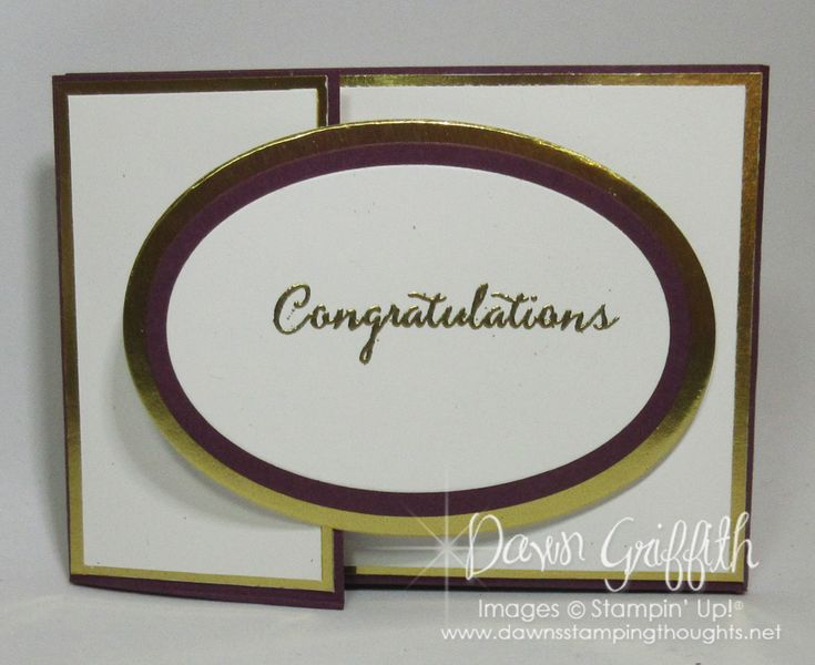 Graduation money holder, Dawn Griffith