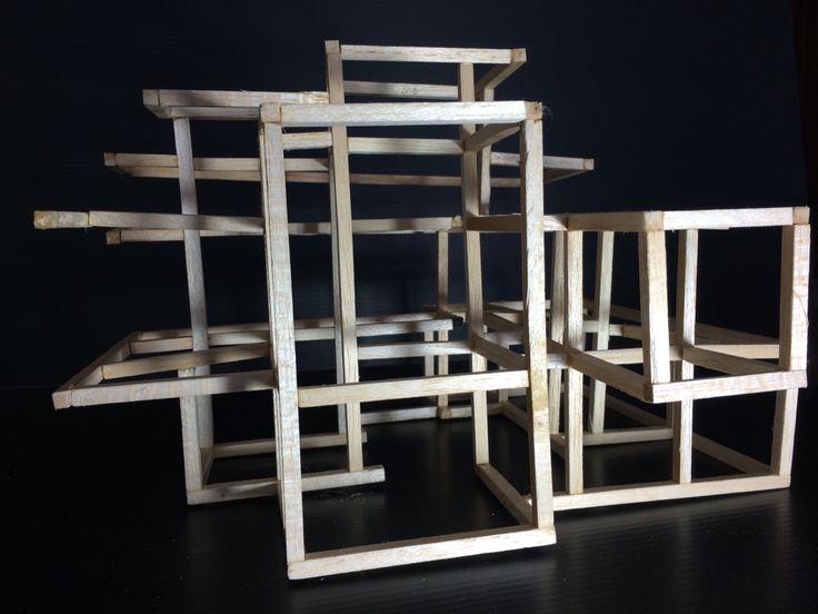 Maket struktur