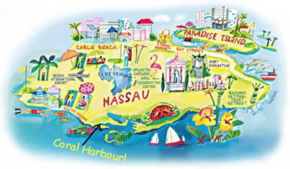 The Bahamas is one of the most popular destinations in the world. With the attractions and activities found in Nassau, this is the place to be for excitment