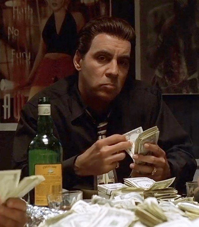You Re Only As Good As Your Last Envelope Silvio Dante Sopranos Tony Soprano Sopranos Art