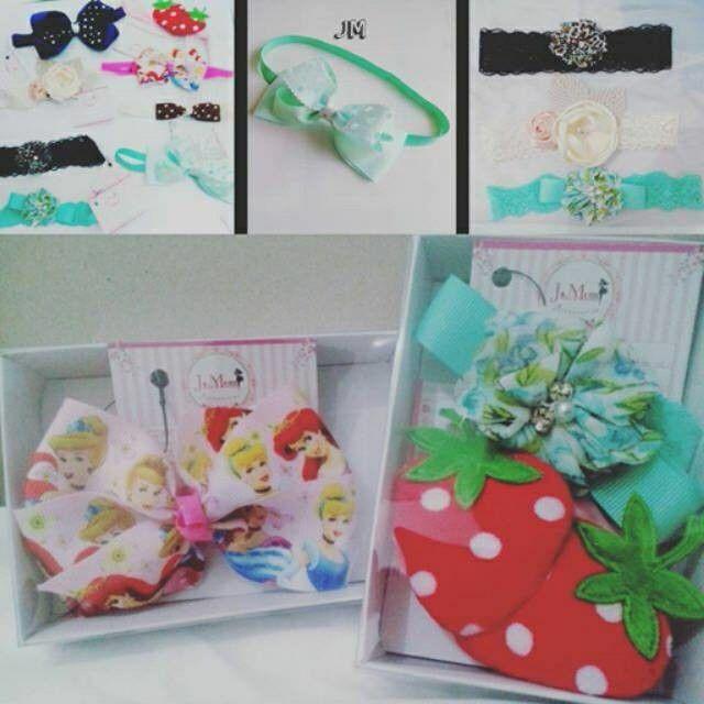 Saya menjual Headband, harga dr 20k seharga Rp20.000. Dapatkan produk ini hanya di Shopee! http://shopee.co.id/jm_accessories/2374373 #ShopeeID