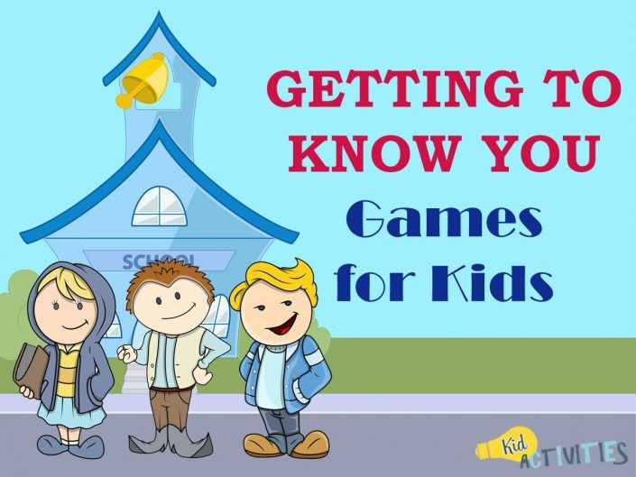 21 Fun Icebreaker Games For Kids The Best Icebreaker Activities Kid Activities Icebreaker Games For Kids Building Games For Kids Icebreakers For Kids