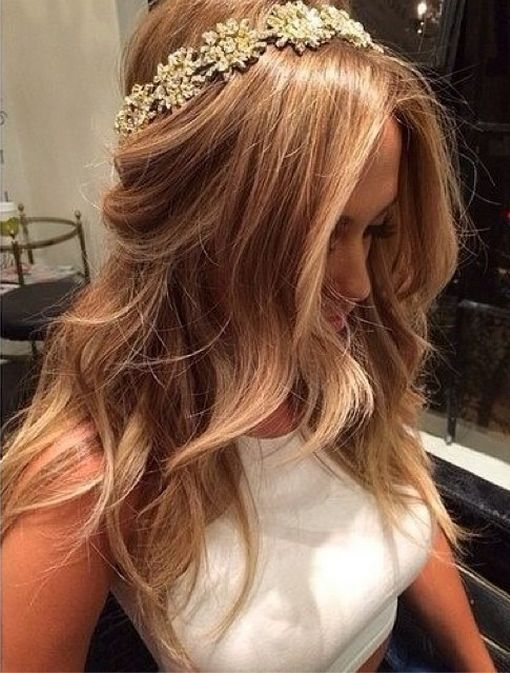 Best 25+ Fall Wedding Hair Ideas On Pinterest | Brown Wedding Hair Relaxed Wedding And ...