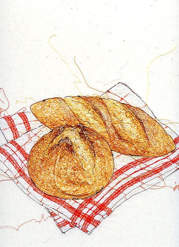 Miyuki Sakai : bread