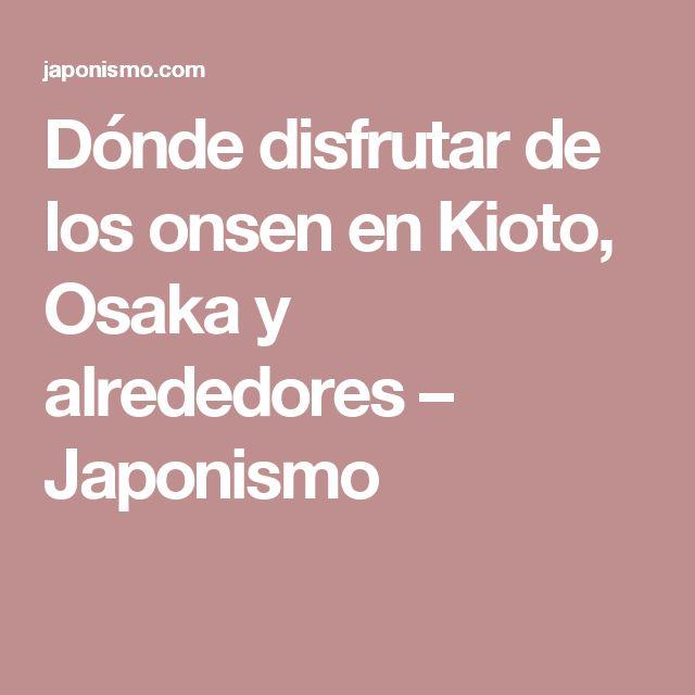 Baños Japoneses Onsen:Más de 1000 ideas sobre Baños Termales en Pinterest