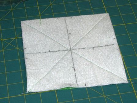 The Quilting Kitty - Microwave Bowl Holder Tutorial - Microwave Bowl Holder Tutorial.  This tutorial tells you how to figure the dart for different sized bowls.