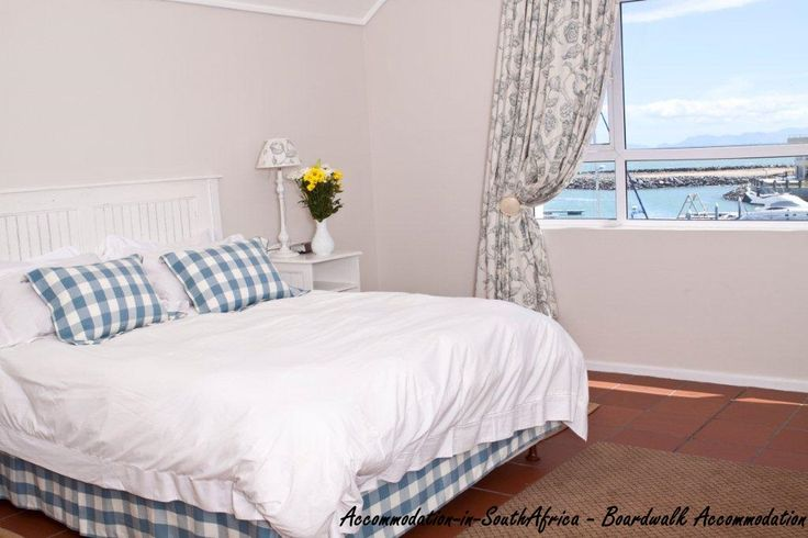 Beautiful rooms at Boardwalk Accommodation. Gordon's Bay Accommodation. Accommodation in Gordon's Bay.