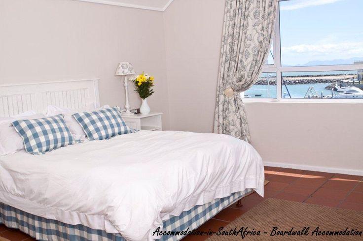 Beautiful rooms at Boardwalk Accommodation. Gordon's Bay Accommodation. Accommodation in Gordon's Bay.