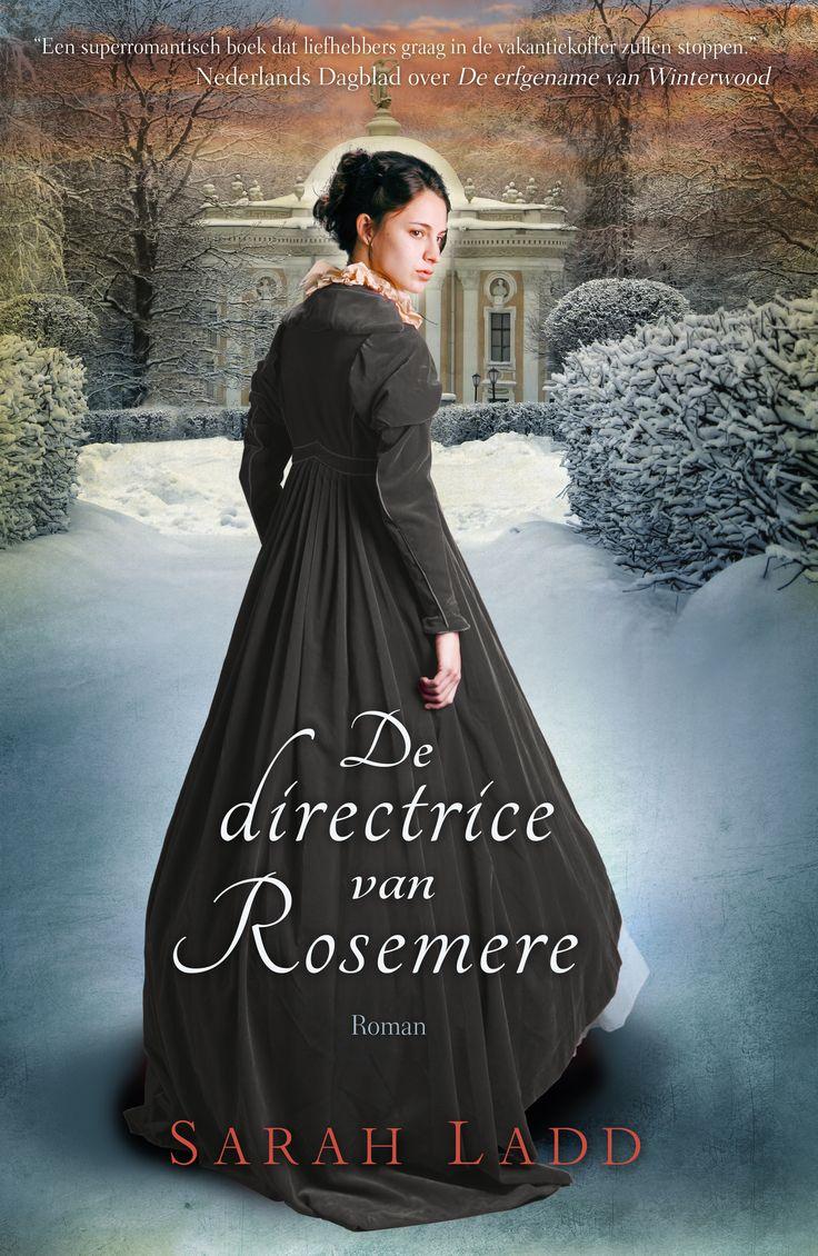 'De directrice van Rosemere' – Sarah Ladd Recensie op www.hemelseboeken.com
