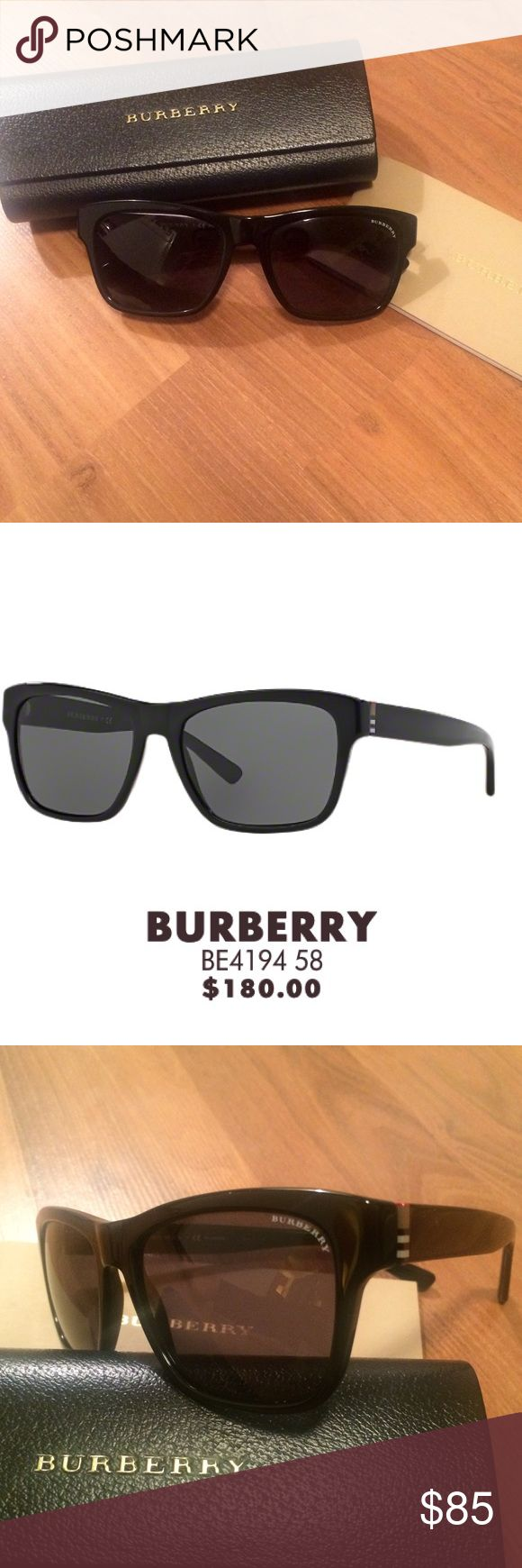 are burberry sunglasses polarized