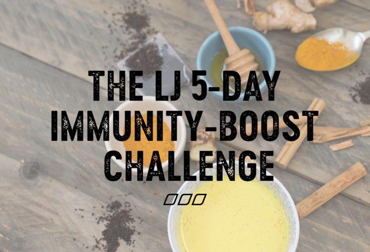 5 Day Immunity Boost Challenge