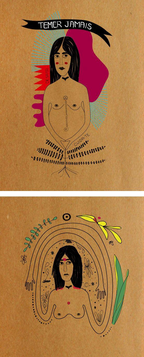 Ilustrações - Anita Ferreira