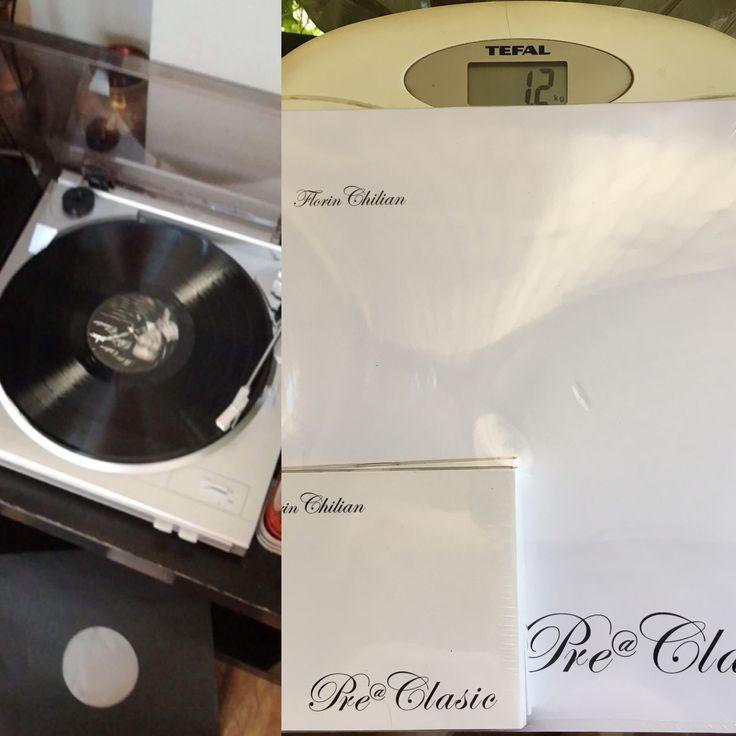 Cum zic: 1.2kg de muzica Chilian Pre@Clasic - Vinil Set Best of (4 Vinil, 3 audio CD si USB Audio USB audio MP3 + partituri) Best of Florin Chilian & mai multe la Editura Integral. Acum este posibil sa comanzi noile albume online http://eintegral.ro/integral-music