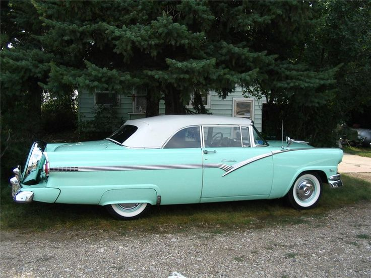 348 best 1956 ford crown victoria images on pinterest for American classic antiques