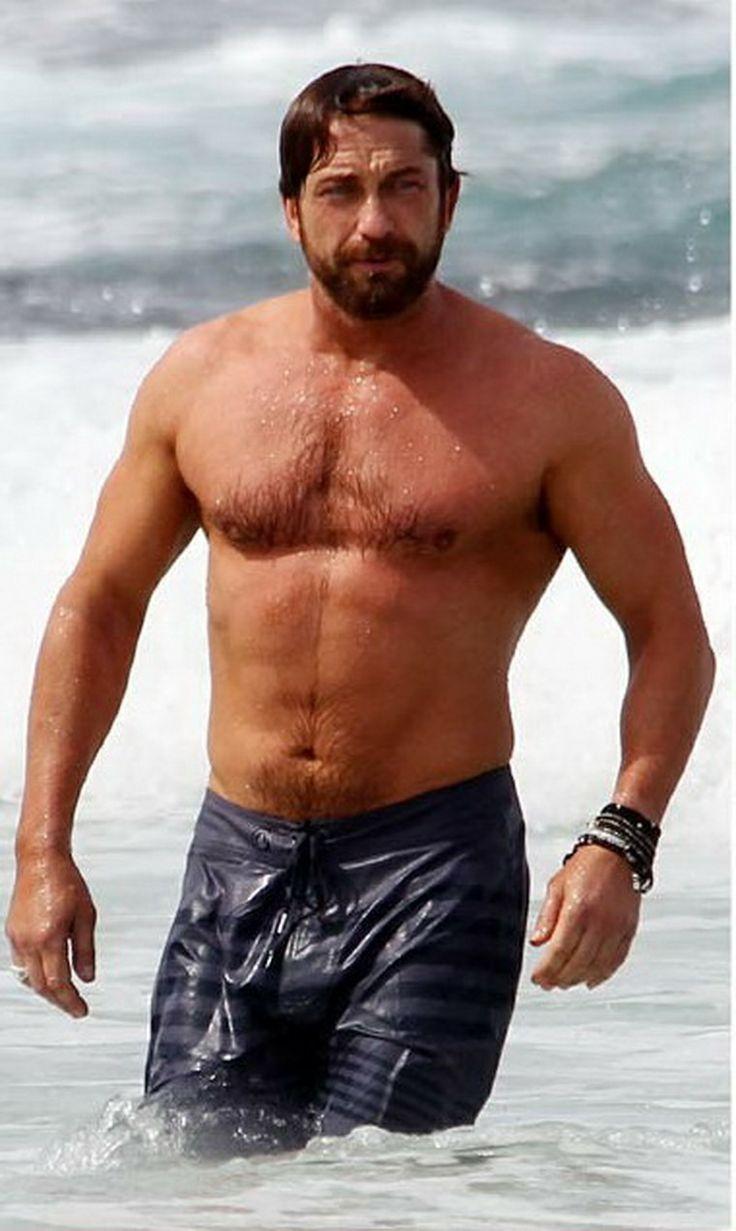 Hot,Hot,Hot!! | Gerard Butler in Australia | Pinterest