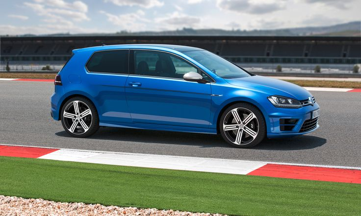 On the track: 2015 Volkswagen Golf R