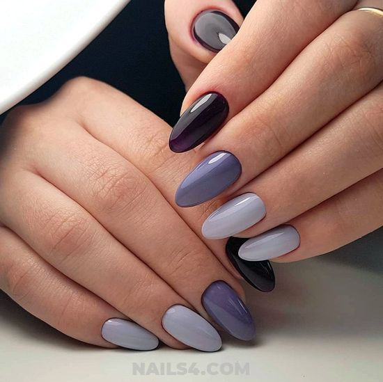 25+ Best Fall Nail Designs