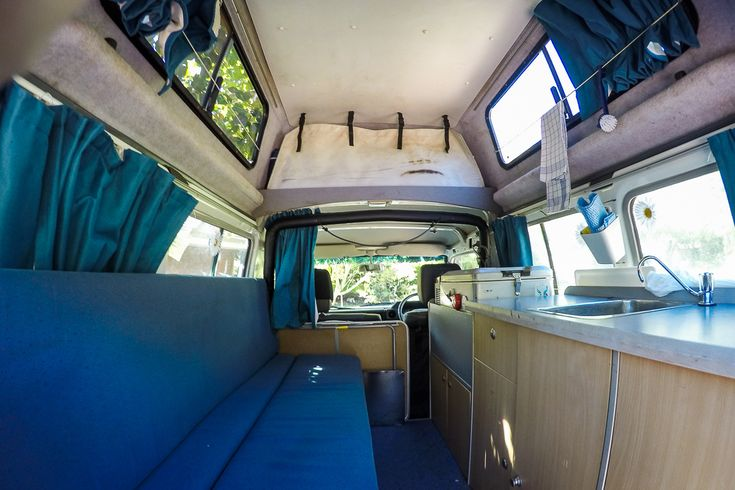 Instructions for the camper conversion of a Toyota Land Cruiser