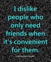 You know who you are!!