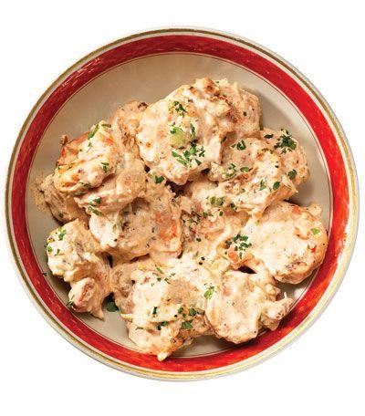 Cajun Shrimp Salad