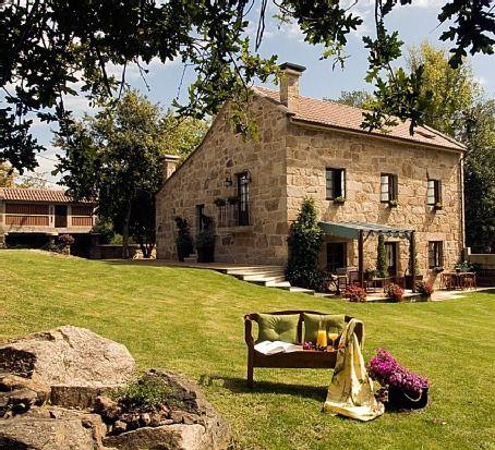 Casa de Muñeira, Galicia #España #naturaleza #turismo #ruralidad #viajar