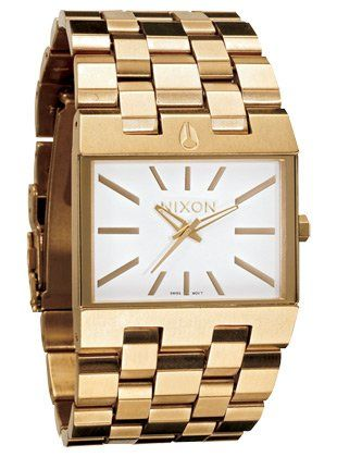 Nixon Ticket Watch $228.95 http://amzn.com/B001TM9T7I #NixonWatch