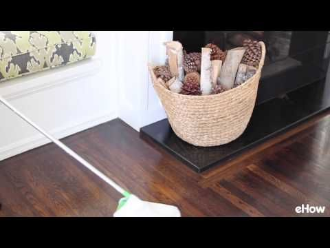 How to Clean Wood Floors Properly | eHow