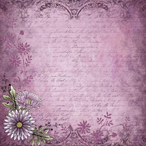 Tones of purple