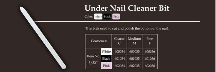 1 pcs no limpador de unhas bit 3/32 ''new nail art salon Cerâmica broca lixa de unhas elétrica broca em Manicure elétricas & acessórios de Beleza & Saúde no AliExpress.com | Alibaba Group