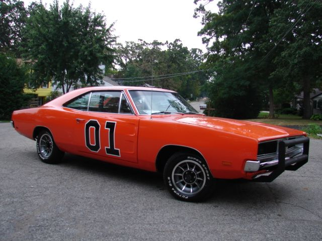 Dodge Charger del 1969 (Generale Lee)