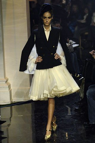 """""""BEYOND DRESS CODES"""" / CONTEMPORARY FASHION DESIGNERS IN DIALOGUE WITH TRADITIONAL GREEK COSTUME [JEAN PAUL GAULTIER (SS 2006)]"""