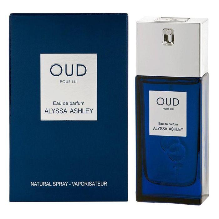 Alyssa Ashley Oud Pour Lui Eau De Parfum Vaporisateur 100ml