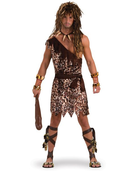 Caveman Costume Accessories : Caveman costume halloween costumes and face painting