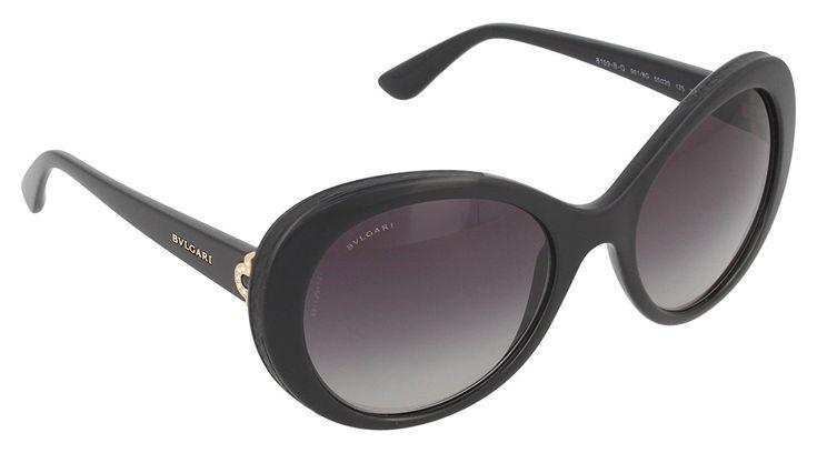 Bvlgari Unisex-Adults 8159 Sunglasses, Black, 55: Amazon.co.uk: Clothing