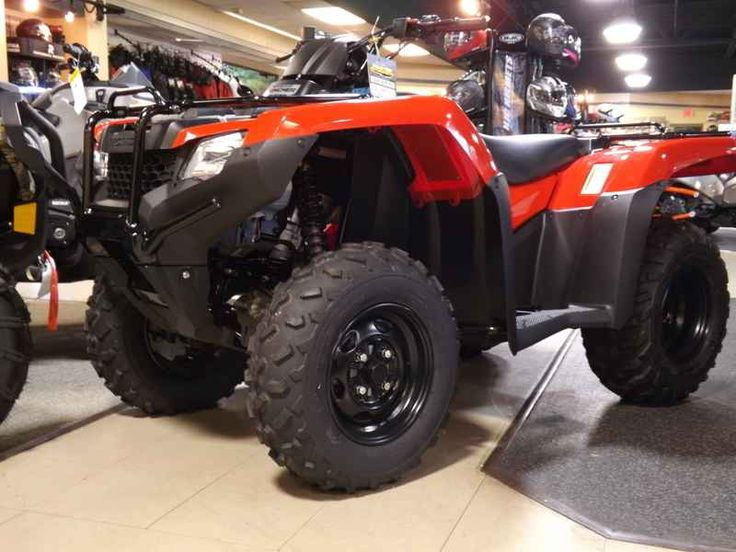 New 2016 Honda FourTrax Rancher 4X4 Power Steering ATVs For Sale in Georgia. 2016 Honda FourTrax Rancher 4X4 Power Steering, GET OUT AND RIDE!!!! 2016 Honda® FourTrax® Rancher® 4X4 Power Steering Choose The Perfect ATV For The Job Or Trail. Every ATV starts with a dream. And where do you dream of riding? Maybe you ll use your ATV for hunting or fishing. Maybe it needs to work hard on the farm, ranch or jobsite. Maybe you want to get out and explore someplace where the cellphone doesn t ring…