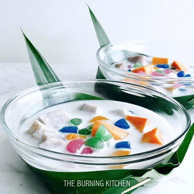 Homemade Bubur Cha Cha Inspired By The Dragon Playground Recipe Cha Recipe Chinese Dessert Homemade Recipes