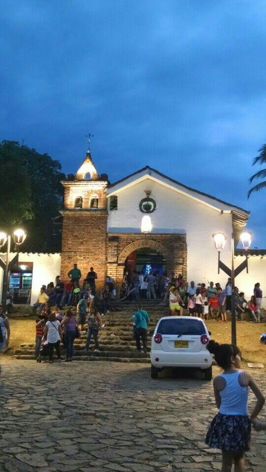 Sitio cultural y turístico de Santiago de Cali Colombia