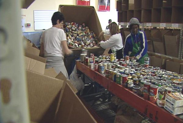 Thousands of Utahns are in need. But thousands more are stepping up to help out, especially at the Utah Food Bank.