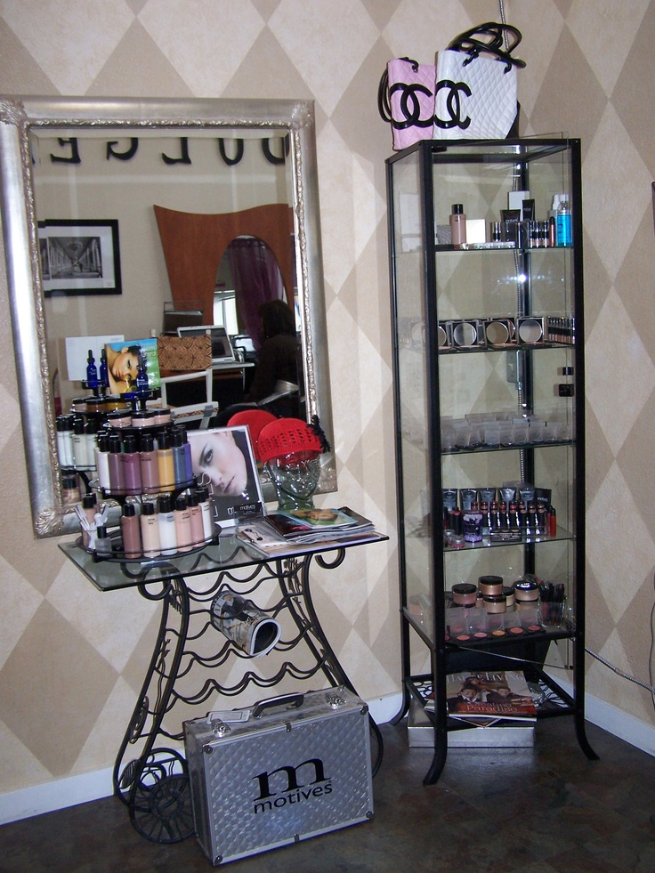 Motives Custom Mineral Foundation @ Laurau0027s Hair Loft   Clackamas, Oregon |  Makeup | Pinterest | Lofts, Salons And Salon Ideas