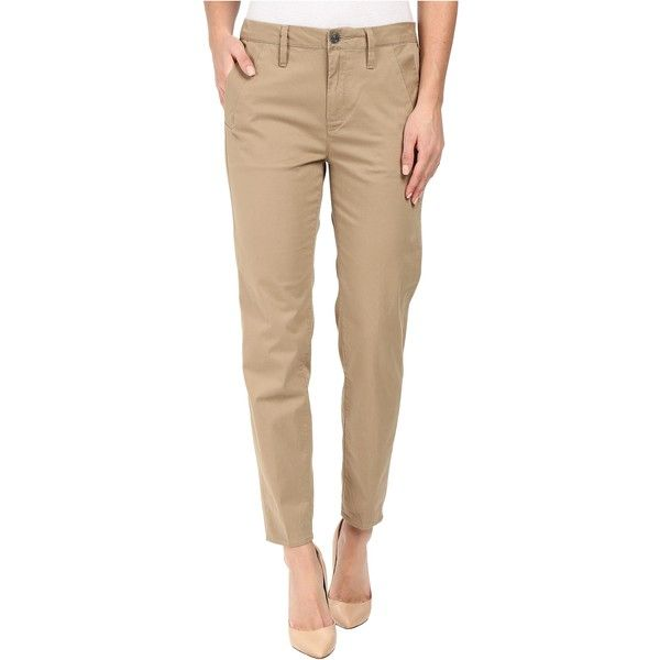 G-Star Bronson Mid Skinny Chino Pants in King Stretch Button Sahara... (€72) ❤ liked on Polyvore featuring pants, khaki, stretch pants, stretch skinny pants, khaki pants, skinny khaki pants and beige pants