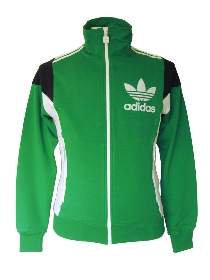 adidas tracksuit green