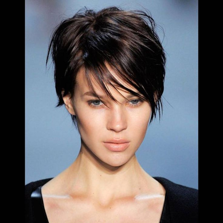 style in hair 67 best coupes courtes images on hair cut 8697