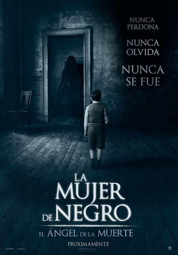 Nuevo tráiler de 'La mujer de negro: el ángel de la muerte (The Woman in black: Angel of Death)'
