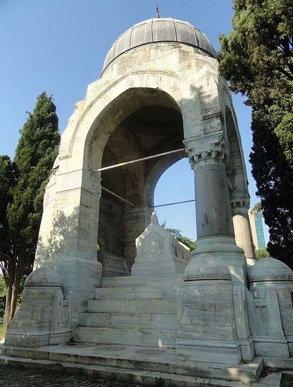 Tomb of Mahmud Shevket Pasha